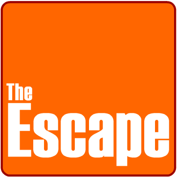 Escape Surf Lodge Newquay Retina Logo